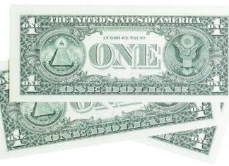 1 dolar amerykański