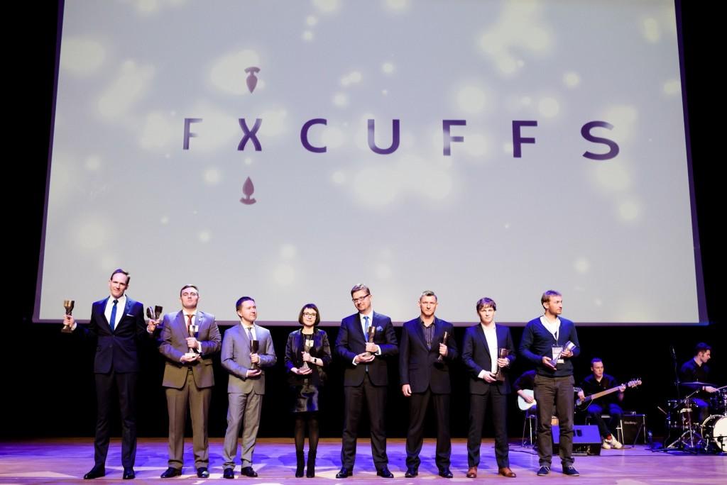 FxCuffs 2016 Nagrodzeni