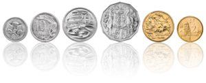 Monety Dolar australijski