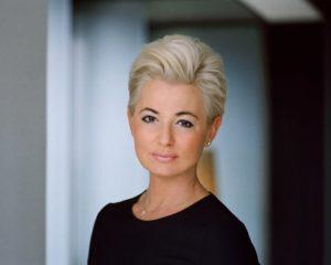 dr Iwona Sroka - Prezes Zarządu KDPW