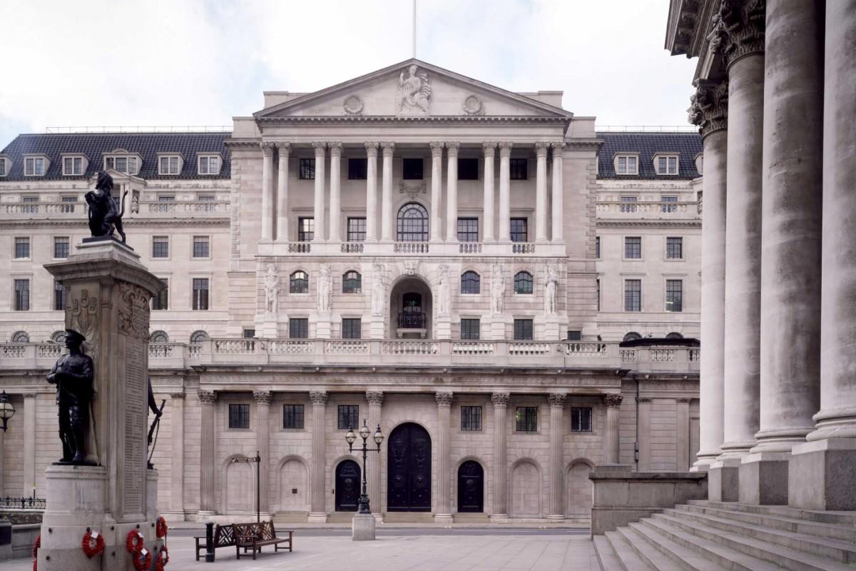 Budynek Banku Anglii