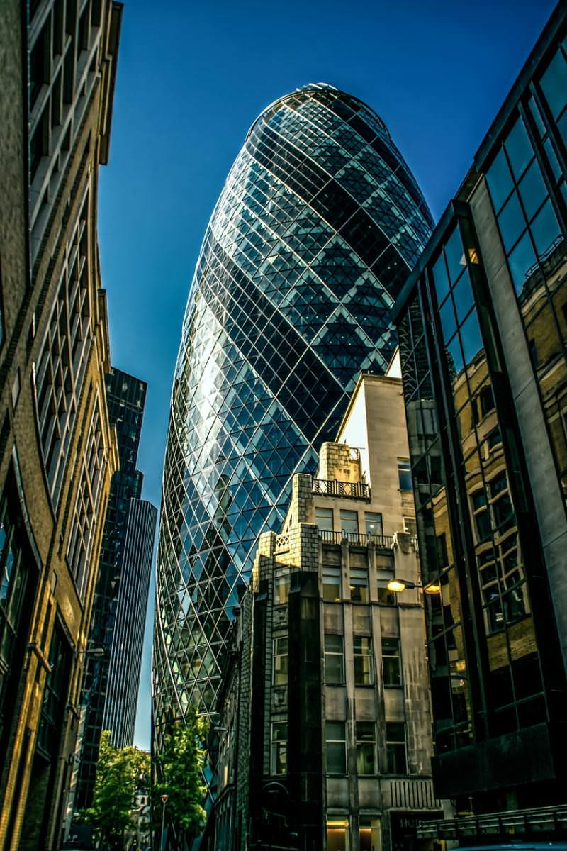 City of London Gherkin