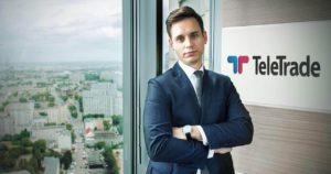 Zbigniew Grutkowski dyrektor rozwoju TeleTrade Europe