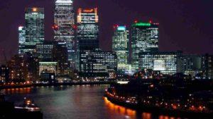 Londyn Canary Wharf