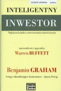 ksiazka benjamin graham inteligenty inwestor