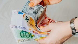 euro i dolar