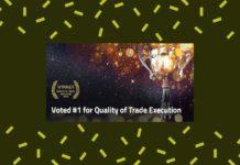 FP Markets z tytułem Quality of Trade Execution 2019