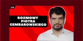 Rozmowy Piotra Gembarowskiego w Comparic24.tv