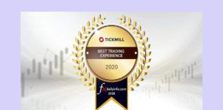 Nagroda dla Tickmill