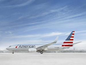 Samolot American Airlines