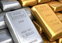 notowania złota i srebra