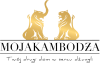 Logo Moja Kambodża