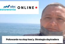 strategia polowania na Stop Lossy w daytradingu