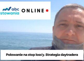 strategia polowania na Stop Lossy w daytradingu