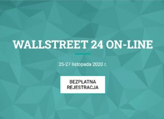 konferencja WallStreet 24 on-line