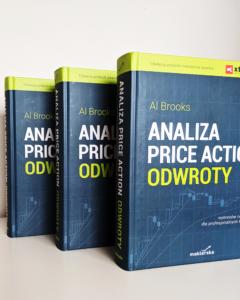 Analiza price action odwroty - okładka
