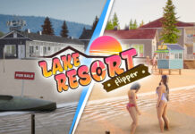 Lake Resort Flipper - Gameparic