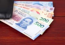 peso meksykańskie