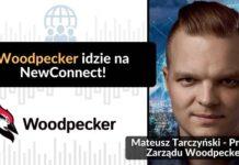 Woodpecker idzie na NewConnect