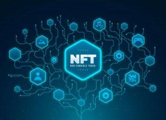 Projekty NFT token