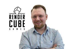 Damian Szymanski Prezes Zarzadu Render Cube SA