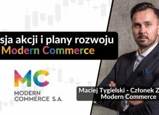 Maciej Tygielski Modern Commerce