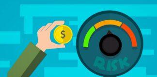 Grafika przedstawiająca zarządzanie kapitałem i ryzykiem w inwestowaniu