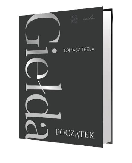 Książka Giełda. Początek