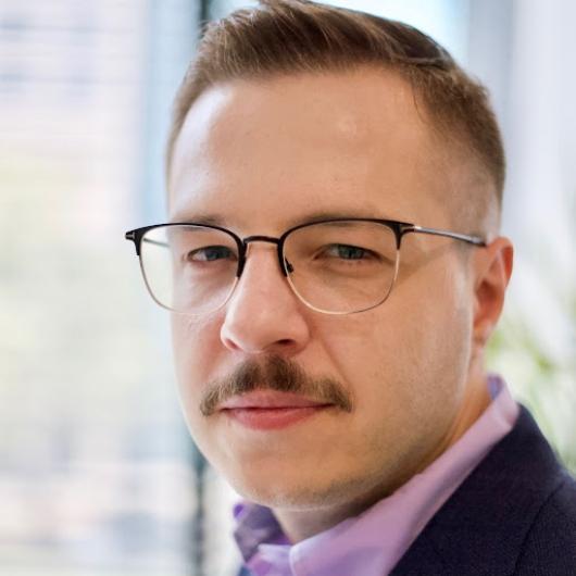 Tomasz Trela Giełda. Początek