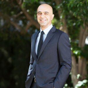 George Theocharides Przewodniczący CySEC