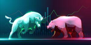 Walka byka z niedźwiedziem